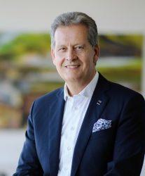 Dr. Johannes Haupt, CEO der BLANC & FISCHER Familienholding